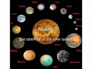 Moons Of The Solar System List (page 3) - Pics about space