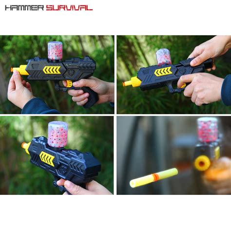 P20 Water Gel Gun – HAMMER SURVIVAL
