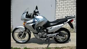 Honda Transalp 650 - 2001