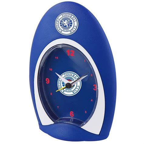 team unisex alarm clock football team accessories fan club