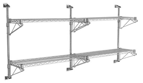 chrome wire shelving and chrome wire racking uk