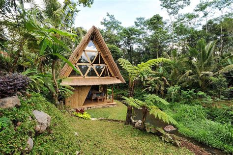 This Serene Bamboo Bungalow Rental Is A Slice Of Paradise