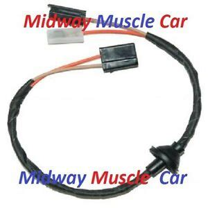 Turbo Transmission Kickdown Wiring Harness Chevy