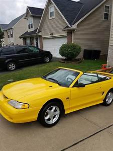 Ford Mustang Questions - Special Edition 1994 Yellow Mustang GT - CarGurus