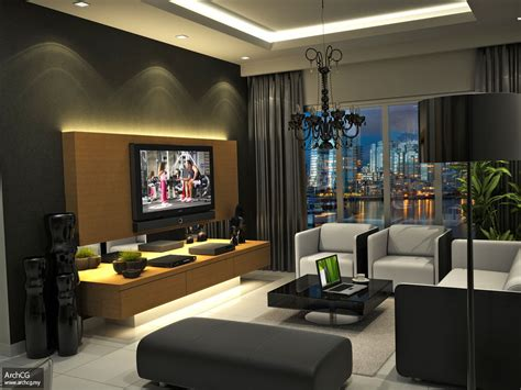 Interior Design Living Room Tv
