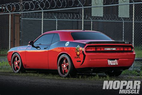 09 Challenger Rt by 2009 Dodge Challenger Rt Dodge Car Automobile