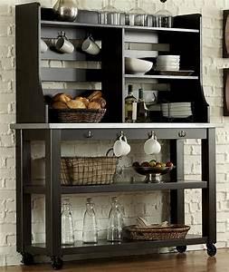 Antique, Wooden, Bakers, Rack, U2013, Homesfeed