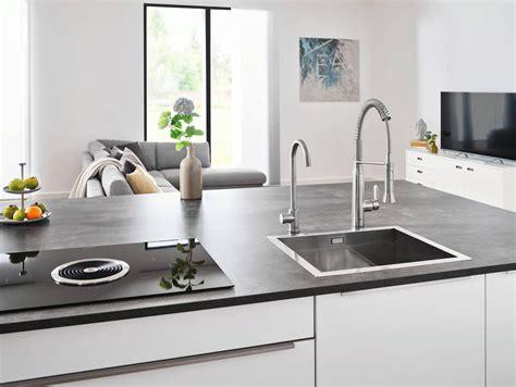 grohe rubinetti rubinetti per la cucina miscelatori hi tech cose di casa