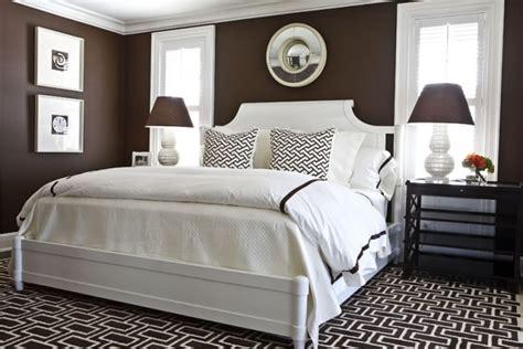 chocolate brown master bedroom quelle couleur pour votre chambre 224 coucher 14815