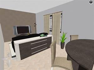 Aménagement D Un Salon : am nagement d 39 un salon en longueur mydesignworld ~ Zukunftsfamilie.com Idées de Décoration