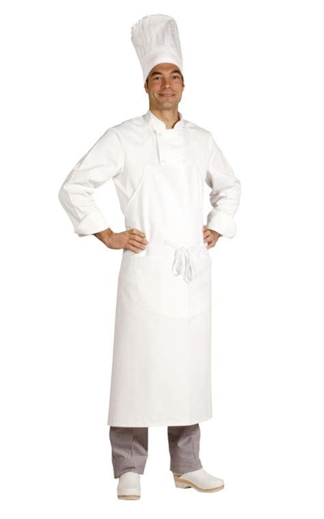 veste de cuisine tablier bavette tablier cuisine blanc unique