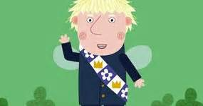 nickalive quot ben and s kingdom quot producer phil 924   Ben And Hollys Little Kingdom On Nick Jr Nick Junior Picture Image Mayor Town Hall Chief Not Mayor Of London Boris Johnson Preschool Series Animated Animation Show Enchanted Magical Kingdom