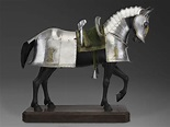 Horse Armor of Duke Ulrich of Württemberg, for use in the ...