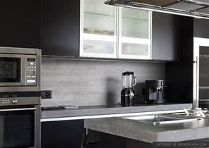modern kitchen backsplash tile modern kitchen backsplash ideas black gray tiles