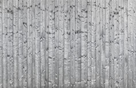 Beautiful Old Silvery Wooden Wall  Background Texture