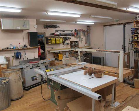 michael foster woodworking workshop
