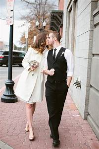 21712 official elopement recap courthouse ceremony With courthouse wedding dress ideas