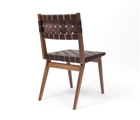 woven leather dining chair restaurant chairs from smilow