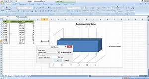 How To Create A Gantt Chart In Microsoft Excel  W