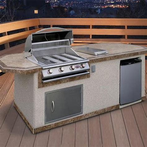 35+ Ideas About Prefab Outdoor Kitchen Kits  Theydesign