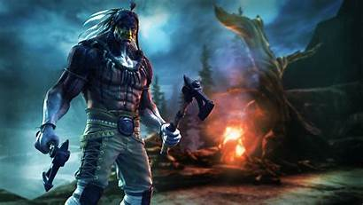 Native Killer Instinct Games Americans Axes Px