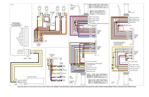 Road Glide Fairing Wiring Schematic by 2010 Glide Wiring Diagram Diagram Schematic