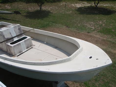 Boat Hull Project For Sale by Wtb Small Center Console Project Boat Hull Mako 171