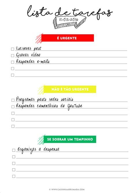 templates excel planeamento de tarefas lista de tarefas para imprimir lista de tarefas