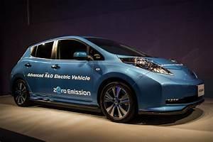 Autonomie Nissan Leaf : scoop 544 km d 39 autonomie pour la nissan leaf ~ Melissatoandfro.com Idées de Décoration