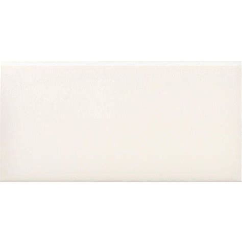 Daltile Matte Arctic White Subway Tile by Daltile Rittenhouse Square Matte Arctic White 3 In X 6 In