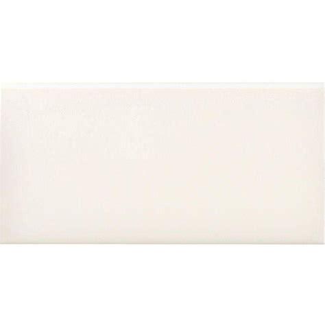 matte white daltile rittenhouse square matte arctic white 3 in x 6 in