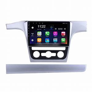 10 1 Inch Android 10 0 Gps Navigation Radio For 2012 Vw