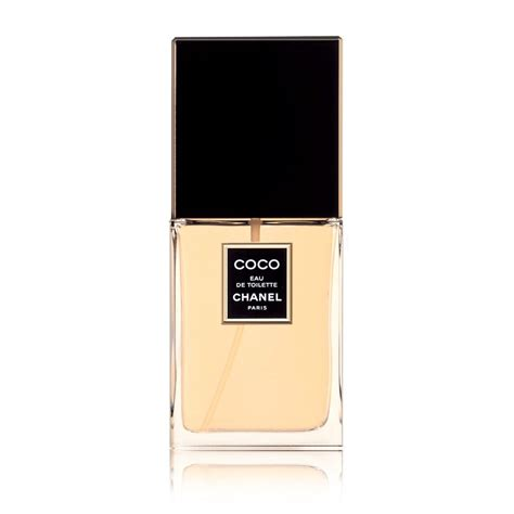 coco eau de toilette spray fragrance chanel