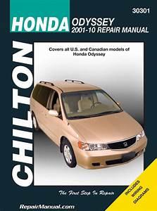 Chilton Honda Odyssey Minivan 2001