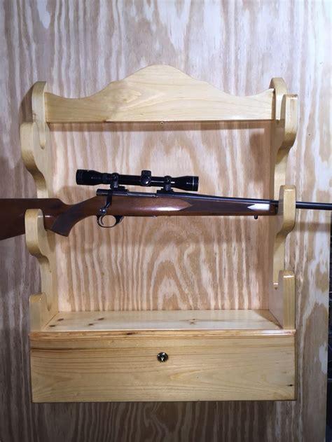 wall gun rack john lazelle woodworking pinterest