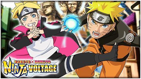 New Naruto Game! Learning The Basics! Naruto X Boruto