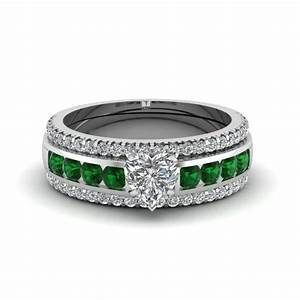 2018 latest emerald cut engagement rings under 2000 With wedding ring sets under 2000