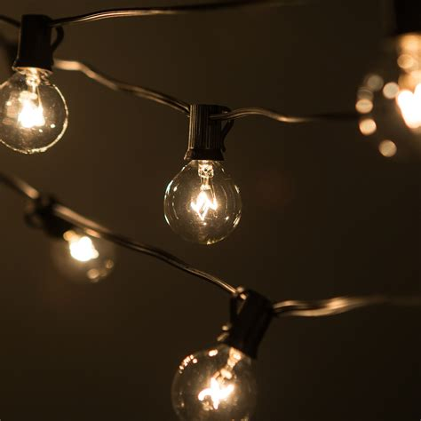 hometownevolutioninc 50 light globe string lights