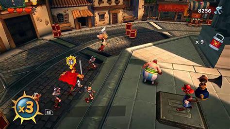 asterix  obelix xxl   mostra   nuovo video