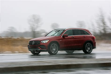 Explore the amg c 43 sedan, including specifications, key features, packages and more. 2020 Mercedes-AMG GLC 43 Is The Sweet Spot Of Peformance SUVs