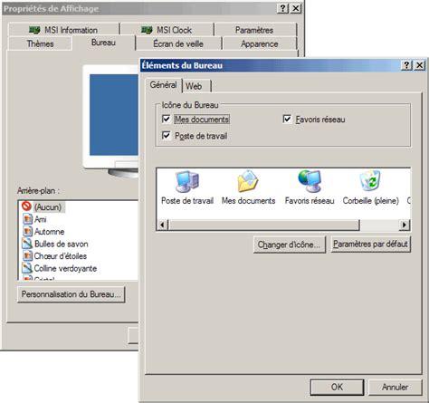 icones bureau windows 7 icônes sous windows aidewindows