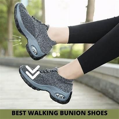 Platform Orthopedic Walking Sneakers