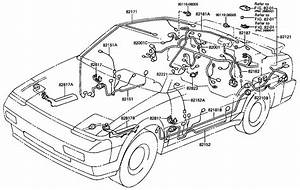 Index Of   Toyota  Mr2 Mk1 1985 On Repair Manuals  Electrical
