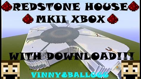 minecraft redstone housemansion  downloadmodern redstone creations youtube