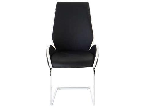 chaise noir et blanc chaise indiana coloris noir et blanc vente de 30 de