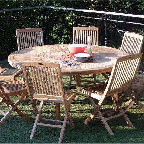 table de jardin 8 personnes table de jardin 8 personnes bois