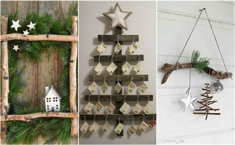 Best Rustic Pinterest Decorations For Christmas Holidays