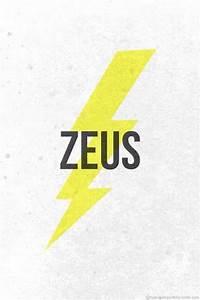 Zeus symbol | Percy Jackson Program | Pinterest | To be ...