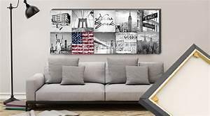 Große Bilder Auf Leinwand : der gro e leinwandbilder shop bilder online kaufen ~ Lateststills.com Haus und Dekorationen