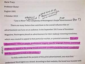 ad essay ubc creative writing news     ad analysis essay examples    words bartleby